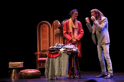 La Sala Arniches acull aquest dilluns una lectura dramatitzada de l'obra d'Amparo Vayà, guanyadora del Evarist Garcia