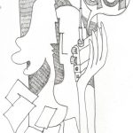 TODO ERA MARZO, viñeta #26 de Luis Antonio Mac-Beath, Luant