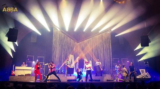 Las mejores canciones de ABBA en  el Teatro Chapí de Villena
