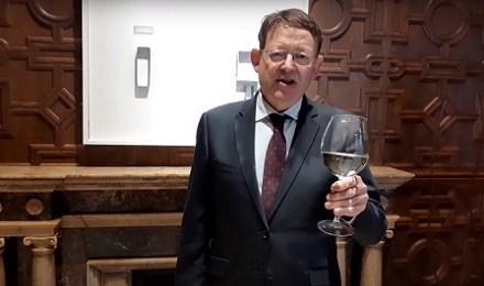 """""""El brindis de la Terreta"""": no hi ha distàncies gràcies als Vins Alacant DOP"""
