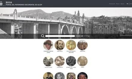 El portal documental de Alcoy BIVIA duplica sus consultas y supera el millón y medio desde su puesta en marcha