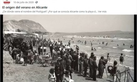 La web de Cultura del Ayuntamiento de Alicante recibe cerca de 400.000 visitas durante el año 2020