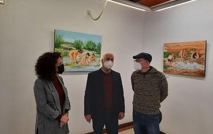 La Casa Toni el Fuster d'Altea acull l'exposició «Entrant en Matèria» de Ramon Urios