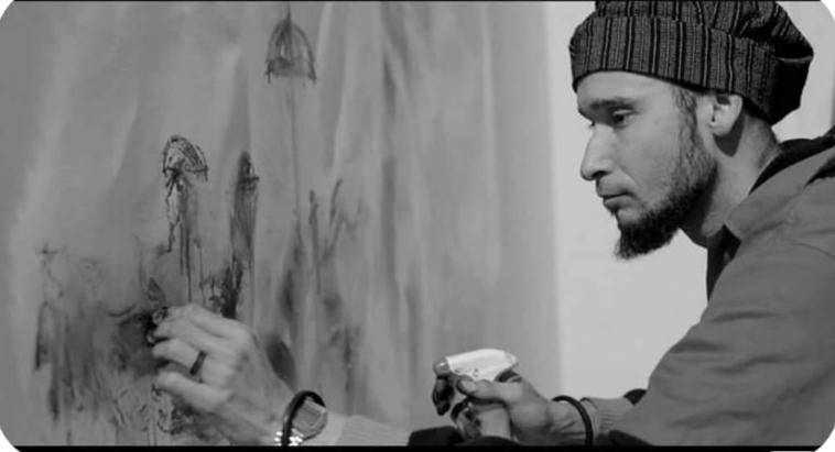 ART·PRÒXIM: Jormay Gonzálvez Monduy, un minimalista modern, presenta el seu art a Alacant