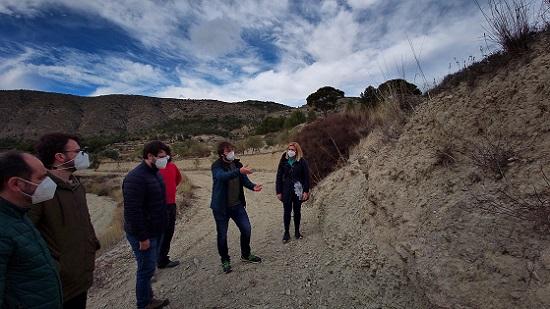 """Petrer avanza en el proyecto de investigación arqueológica """"El Territorio de Bitrir"""" para profundizar en las raíces medievales del municipio"""