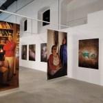 Respaldo vecinal a la exposición sobre el barrio de San Antón, con más de 500 visitas en Cigarreras