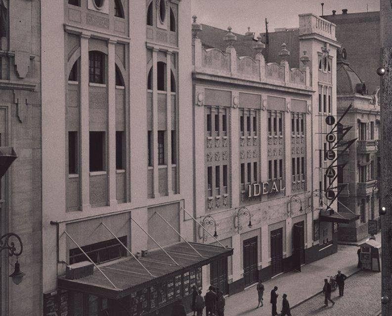 EU Alacant considera que la recuperació del Cinema Ideal hauria d'arribar per Cultura o Patrimoni