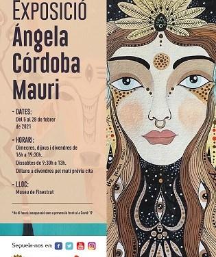 """El Museu de Finestrat acoge una exposición de pintura de Ángela Córdoba titulada """"Reflejos de la India"""""""