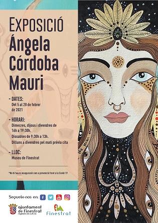 """El Museu de Finestrat acull una exposició de pintura d'Ángela Córdoba titulada """"Reflexos de l'Índia"""""""