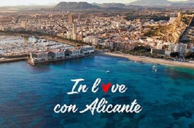 """El Patronat de Turisme presenta la campanya """"In love con Alicanteˮ per a promocionar la ciutat entre els seus habitants"""