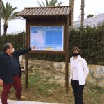 """Orihuela presenta la candidatura para Senderos Azules con el Sendero Azul """"Paseo Cabo Roig"""""""