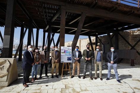 Presentat el projecte de rehabilitació del conjunt històric de les Eres de la Sal de Torrevella