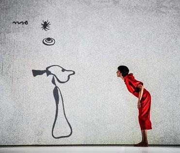 El mundo de Joan Miró a través de la danza es la propuesta familiar del Teatre Arniches