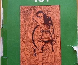 """Llibres buscats i trobats: """"Fahrenheit 451"""""""