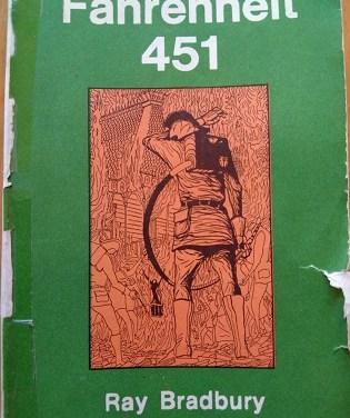 """Libros buscados y encontrados: """"Fahrenheit 451"""""""