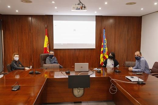 La Asociación Huellas de Mujer de l'Alfàs lanza el proyecto HuellArtsDigital con motivo del 8M