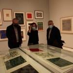 El Museo de Arte Contemporáneo de Alicante se acerca por vez primera al artista Abel Martín y reconoce su  nueva labor como serígrafo
