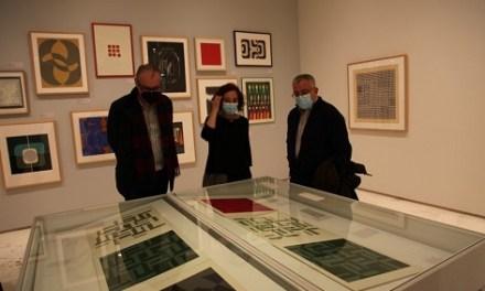 El Museu d'Art Contemporani d'Alacant s'acosta per primera vegada a Abel Martín com a artista i reconeix la seua nova labor com serígrafo