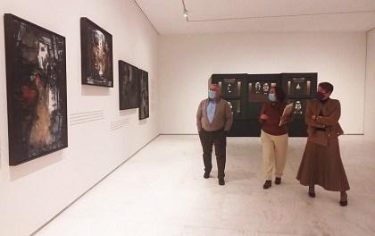 L'obra de Juana Francés torna a ser protagonista en una exposició en el Museu d'Art Contemporani d'Alacant