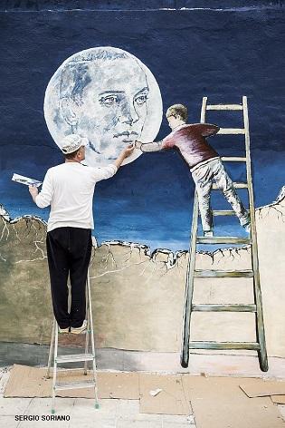 Els murals en homenatge a Miguel Hernández tindran una projecció internacional