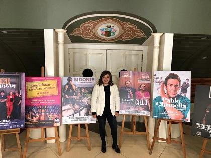 Música, teatro y mucho humor conforman la nueva programación del Teatro Circo Atanasio Die de Orihuela