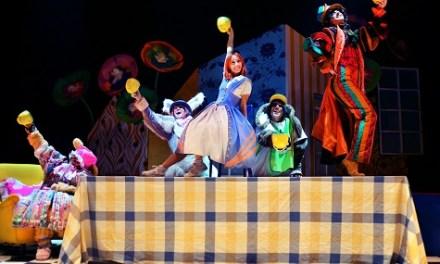 """""""Alicia en el Musical de las Maravillas"""", un espectáculo para toda la familia en el Teatro Chapí"""