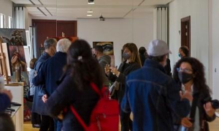 El IVAM CADA Alcoy acogió el pasado fin de semana un mercadet de arte dedicado a las Fiestas de Moros y Cristianos
