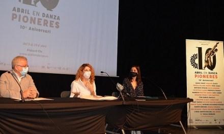 La X edición del Festival Abril en Danza propone 16 eventos entre Alicante y Elche desde el 9 al 29 de abril