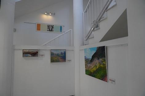 """""""Lugares"""" llega a Calp con 24 obras de los fondos artísticos de la Fundación Frax"""