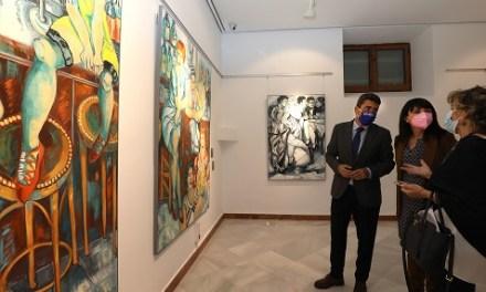 La Diputación de Alicante recopila la obra más reciente de María Jesús de Frutos en la muestra 'Vida'