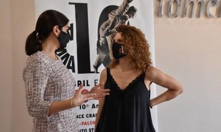 Elche se convierte en un referente del baile con la X edición del festival 'Abril en Danza' capitaneado por Asun Noales