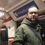 Cruzamos El Puente de los Espejos con… Javier Das: Un pez que baila