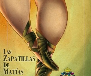Igualtat d'Oriola presenta el llibre 'Les sabatilles de Matías', escrit per Joaquín Marzá, amb motiu de la celebració del 'Dia Internacional de la Dansa'