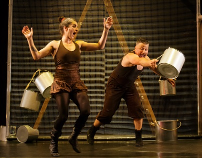 El Institut Valencià de Cultura ofrece el teatro de La Zaranda y el circo de Maintomano el fin de semana en el Teatre Arniches