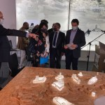 Torrevieja inaugura la exposición del MARQ que recorre cinco rutas de castillos y fortificaciones de la provincia