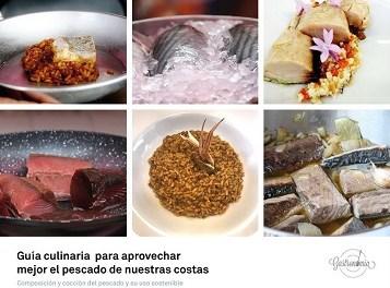 La nova guia culinària sobre gastronomia editada per Publicacions de la Universitat d'Alacant ensenya la manera d'aprofitar millor el peix