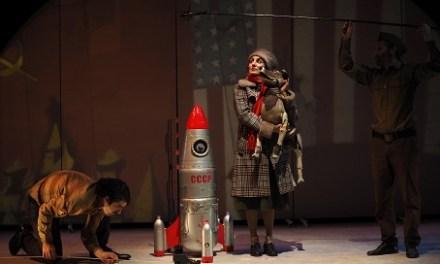 La KAKV de Villena ofrece 'Laika', la obra de teatro galardonada como mejor espectáculo infantil en 2018