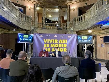 VIVIR ASI ES MORIR DE AMOR el major espectacle mai vist entorn de Camilo Sesto arrancarà al desembre