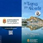 """Alicante muestra en Madrid Fusión su producto gastronómico con la I Edición """"De Tapas por Alicante"""""""