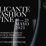 Alicante Fashion Wine, el desfile de la nueva añada 2020 de los Vinos Alicante DOP