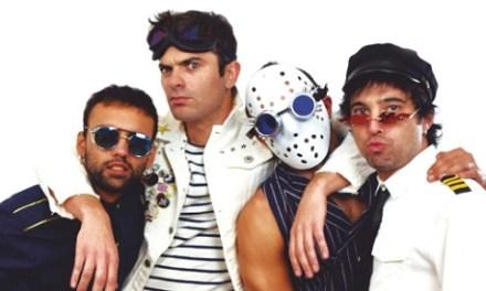 L'humor de Punk Sailor i el rock intimista de Carlos Vudú arriben aquest cap de setmana a Sala Euterpe