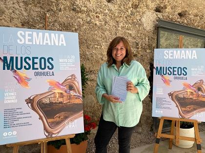 Orihuela celebra el 'Día de los Museos' con una semana repleta de actividades culturales