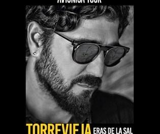 Antonio Orozco y el grupo infantil Pica-Pica actuarán este verano en el recinto de las Eras de la Sal de Torrevieja