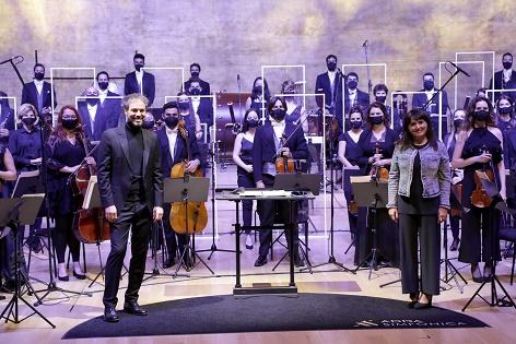 El ADDA tanca la temporada simfònica amb una doble sessió en homenatge al centenari de Astor Piazzolla