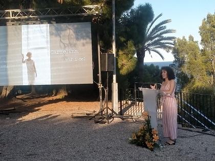 Cultura de Altea presenta el Centro de Interpretación Carmelina Sánchez-Cutillas el día del centenario de la escritora