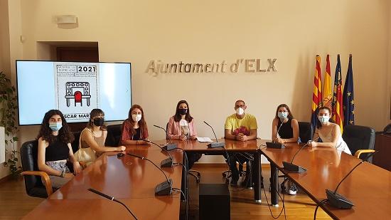 L'Ajuntament d'Elx reprén la mostra de teatre amateur 'Óscar Martín' del 19 al 26 de juny en el Gran Teatre