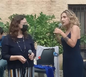 Esther Abellán y Goya Riera