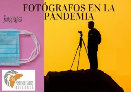 Fotògrafs en la Pandèmia