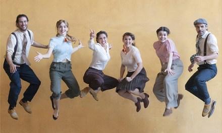 """El ciclo """"8 Cultura y Mujer"""" finaliza con el concierto de Nina Dinamita & La Swing Milicia"""
