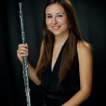 Carme Català, flautista del nuevo proyecto de ADDA JOVE SIMFÒNICA